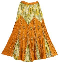 bohemian skirt | Gypsy Skirt                                                                                                                                                                                 More