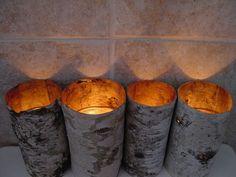 Alternative Uses for Birch Bark Tubes