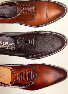 Tener buenos zapatos