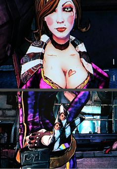 Crankypants Chronicles: Moxxi Part 4 - Cuffs and Collar!