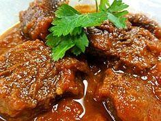 圧力鍋に突っ込むだけ、牛すね肉のトマト煮込み レシピ・作り方 by leopoo 楽天レシピ