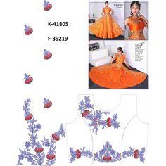 Diy Embroidery Kit, Embroidery Designs Online, Types Of Embroidery, Free Machine Embroidery Designs, Anarkali Dress, Anarkali Suits, Diy Broderie, Dress Designs, Pattern Design