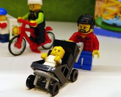 Lego's First Minifigure in a Wheelchair is Embarrassingly Overdue