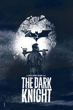 The Dark Knight Artwork