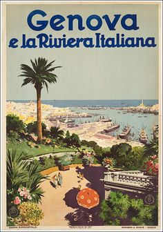 ITALY Genova e la Riviera Italiana - L'Image Gallery