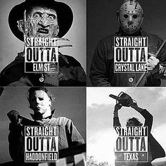 Straight Outta Horror!                                                                                                                                                      More