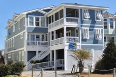 Nags Head House Rental: Save $2600 On June 28th And $1600 On August 9th - Oceanfront | HomeAway