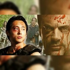 STEVEN YEUN Says NEGANs Arrival On THE WALKING DEAD Is Awesome!...