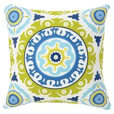 Henna Pillow