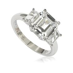 281e7d032e07d4 Overstock.com: Online Shopping - Bedding, Furniture, Electronics, Jewelry,  Clothing & more. 3 Stone Engagement RingsCubic Zirconia ...