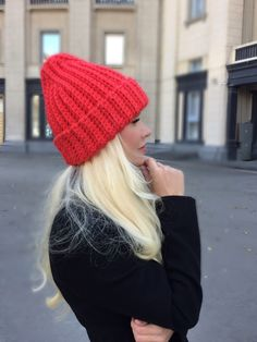Knit Crochet, Crochet Hats, Knit Beanie, Knitted Hats, Winter Outfits, Winter Hats, Cap, Wool, Embroidery