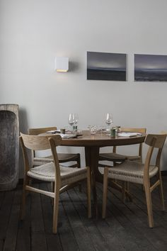 AMM blog: Stockholm's tiny, Michelin starred restaurant Agrikultur