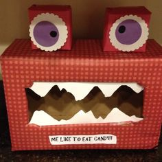 ideas for homemade valentine boxes for boys - Google Search