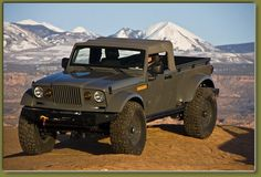 Jeep M715