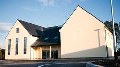 Fountain Centre Northern Ireland featuring Integraspec ICF