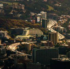 9 Autopistas de Caracas | Caracas Hermosa - AUTOPISTA PRADOS DEL ESTE - LAS MERCEDES...