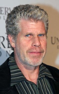 Ron Pearlman... Pretty much Will Ferrell in 20 years...