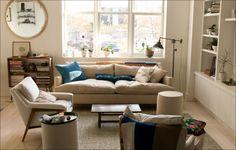 Sofa Fabric sofa set