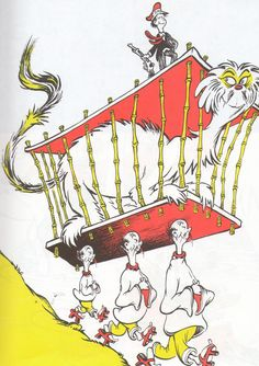 Dr. Seuss, Theodor Seuss Geisel, illustrations, drawings
