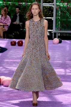 Christian Dior, autumn/winter 2015 couture - click to see the full collection