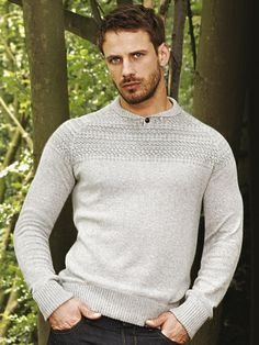 Andrew Stetson sweater