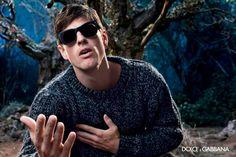 Dolce & Gabbana Fall/Winter 2014 Eyewear Campaign - Fucking Young!