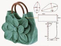 A csodálatos nyár örömére egy táskaszabásmintát hoztam, anyagtól és vállhossztól függően készülhet bevásárlószatyor vagy akár válltáska is belőle, kinek hogy praktikusabb. Az alapmintát kicsit variálhatjátok igény szerint, kerülhet rá zsebecske, patent, gomb vagy egy díszítő masni/virág…