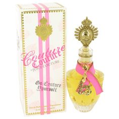 Couture Couture Perfume by Juicy Couture 3.4 oz(100 ml.) EDP Spray for Women NIB #JuicyCouture