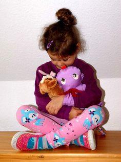 liebste schwester: Hafenkitze für die Kids