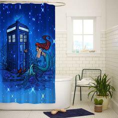 New Cheap Shark Camouflage Bape Custom Print Shower Curtain Size 66 x 72 Inch