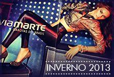 Via Marte Calçados femininos #modafeminina #coleçãoinverno2013 #viamarte