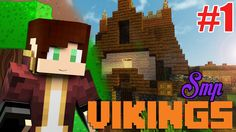 Minecraft: Vikings SMP Ep. 2 | Opening my Shop