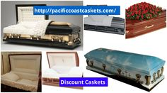 http://pacificcoastcaskets.com/ Los Angeles cheap casket is best option for people to bury the deceased respectfully. Casket prices varied according to material used to make it. Coffins prices of wooden buried boxes are less as compare to metal boxes. People can get discount caskets online.