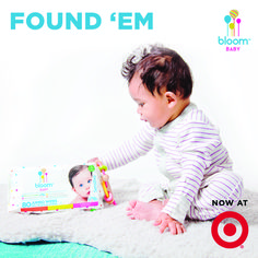 Found 'em! Where were they? Target! It's the latest place to get your mitts on #bloomBaby wipes, the softest, purest, healthiest baby wipes (at the best value) now online and at select locations. #targetbaby #ecobaby #BestWipesEver