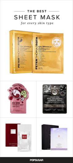 You've definitely at least seen a sheet mask if you haven't tried one. Your favorite stars have rocked the treatments in quick airplane selfies touting their fabulousness. Are they really as good as they claim? In a word: yes. In less than the time it takes to watch an episode of your favorite show, you'll see a whole new complexion that rivals that of a beauty-entourage-armed celebrity.