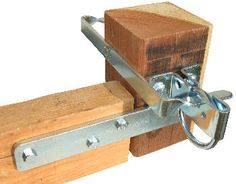 Priefert Offers A Variety Of Gate Latches Including A