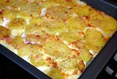 Una ricetta genuina: il tortino di patate, prosciutto e squacquerone, il piatto perfetto per qualunque occasione...perché non provarlo?