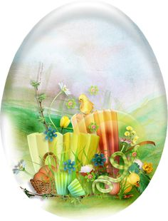 🐇🐑🐥ƐÅᎦ৳ƐƦ🥚ƐᎶᎶ🐥🐑🐇 Easter Art, Easter Eggs, Snow Globes, Clip Art, Plates, Tableware, Crafts, Home Decor, Easter