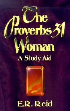 Proverbs 31 Woman books