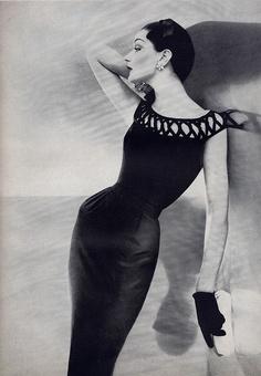 short-cut black too by Millie Motts, via Flickr