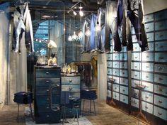 Jeans Etalages Portfolio - Designinghaaker