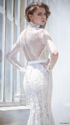 Victoria F. 2016 Wedding Dresses — Pura Eleganza #Bridal Collection | #Wedding Inspirasi  #weddings #weddinggown #weddingdress