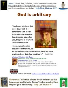 Biblical allussions in lored of the