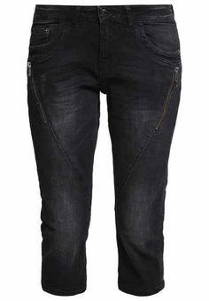 Designed By Short Vaquero Grey Black Denim shorts ropa vaquero short Grey Designed Denim By black Noe.Moda