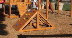 Aarons Up & Over. A Great Dual-Climbing Playground With Net Rope And Rock Wall. Certified To Australian Safety Standard. Educational Play Equipment.