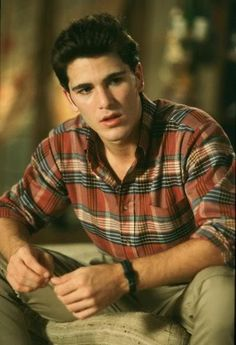 Michael Schoeffling as 'Jake Ryan' in Sixteen Candles (1984)