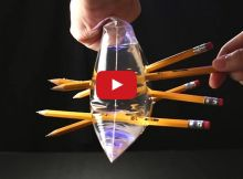 10 Amazing Science Tricks Using Liquid
