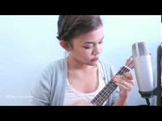 The Beatles- Til There Was You (ukulele cover) Reneé Dominique. The song I want played at our wedding. :)