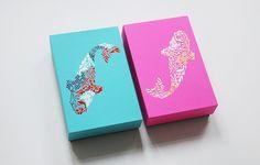 Simply beautiful. Fishion CNY Pocket by Ken Lo, via Behance