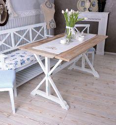 1000 ideas about esstisch landhausstil on pinterest esstisch 80x80 esszimmertisch holz and. Black Bedroom Furniture Sets. Home Design Ideas